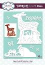 Creative Expressions Paper Cuts 3D Collection Deer Craft Die